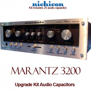 Marantz 3200 Upgrade Kit Audio Capacitors