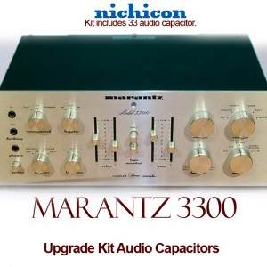 Marantz 3300 Upgrade Kit Audio Capacitors