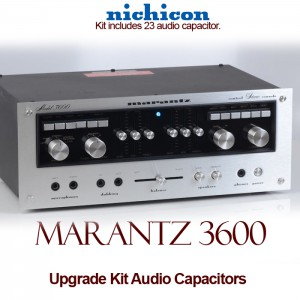 Marantz 3600 Upgrade Kit Audio Capacitors