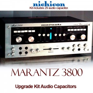 Marantz 3800 Upgrade Kit Audio Capacitors