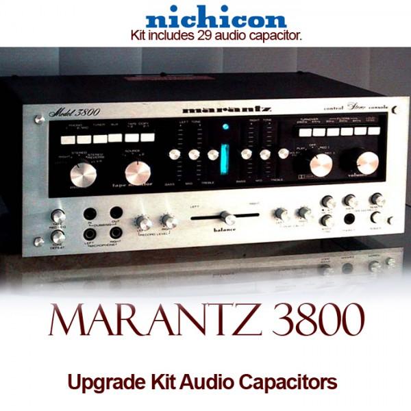 Marantz 3800 Upgrade Kit Audio Capacitors