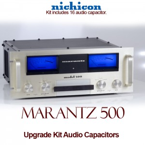 Marantz 500 Upgrade Kit Audio Capacitors