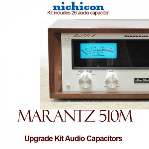 Marantz 510M Upgrade Kit Audio Capacitors
