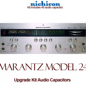 Marantz Model 24 Upgrade Kit Audio Capacitors