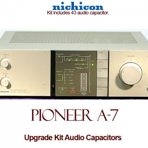 Pioneer A-7 Upgrade Kit Audio Capacitors