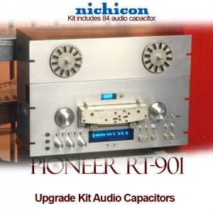 Pioneer RT-901 Upgrade Kit Audio Capacitors