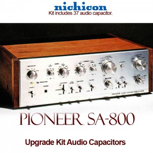 Pioneer SA-800 Upgrade Kit Audio Capacitors