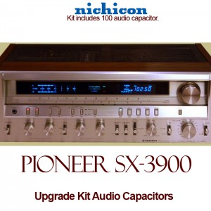 Pioneer SX-3900 Upgrade Kit Audio Capacitors
