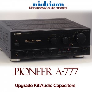 Pioneer a-777 Upgrade Kit Audio Capacitors