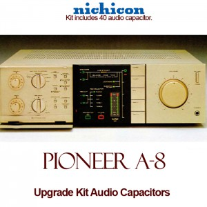 Pioneer A-8 Upgrade Kit Audio Capacitors