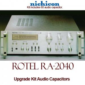 Rotel RA-2040 Upgrade Kit Audio Capacitors