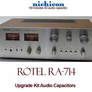 Rotel RA-714 Upgrade Kit Audio Capacitors