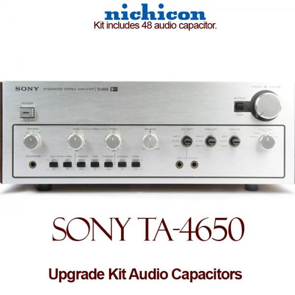 Sony TA-4650 Upgrade Kit Audio Capacitors
