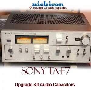 Sony TA-F7 Upgrade Kit Audio Capacitors