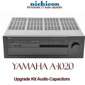 Yamaha A-1020 Upgrade Kit Audio Capacitors