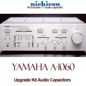 Yamaha A-1060 Upgrade Kit Audio Capacitors