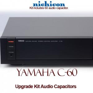 Yamaha C-60 Upgrade Kit Audio Capacitors