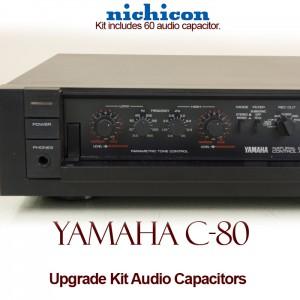 Yamaha C-80 Upgrade Kit Audio Capacitors