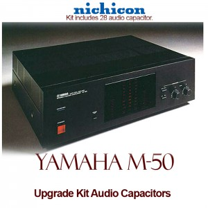Yamaha M-50 Upgrade Kit Audio Capacitors