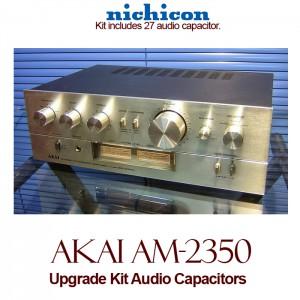Akai AM-2350 Upgrade Kit Audio Capacitors