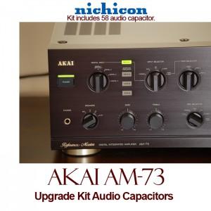 Akai AM-73 Upgrade Kit Audio Capacitors