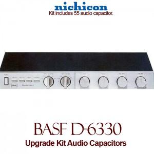 BASF D-6330 Upgrade Kit Audio Capacitors