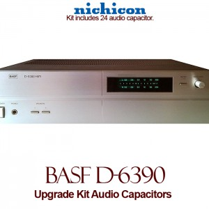BASF D-6390 Upgrade Kit Audio Capacitors