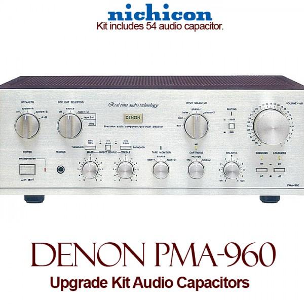 Denon PMA-960 Upgrade Kit Audio Capacitors