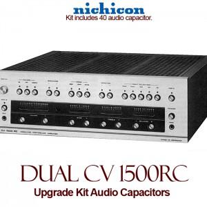 Dual CV 1500 RC Upgrade Kit Audio Capacitors