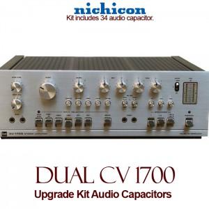 Dual CV 1700 Upgrade Kit Audio Capacitors