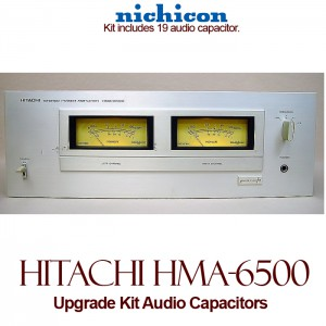 Hitachi HMA-6500 Upgrade Kit Audio Capacitors