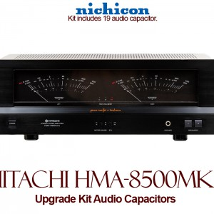 Hitachi HMA-8500mkII Upgrade Kit Audio Capacitors