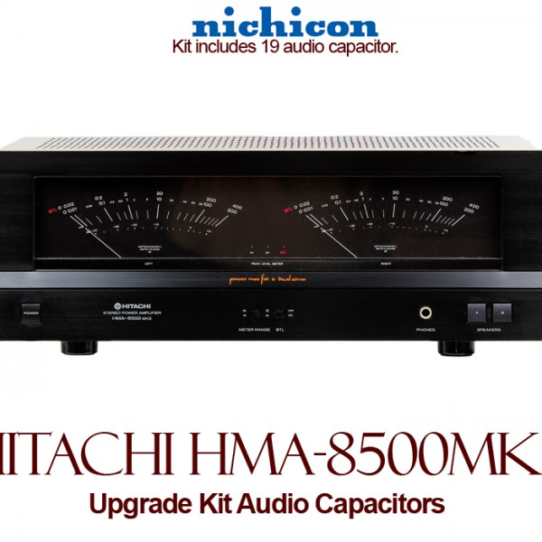 Hitachi HMA-8500mkII Upgrade Kit Audio Capacitors