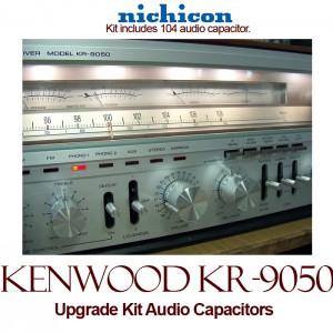 Kenwood KR-9050 Upgrade Kit Audio Capacitors