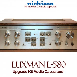 Luxman L-580 Upgrade Kit Audio Capacitors