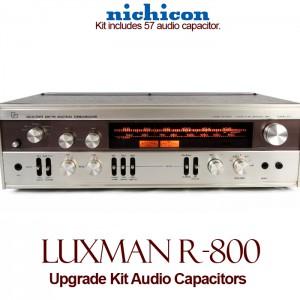 Luxman R-800 Upgrade Kit Audio Capacitors