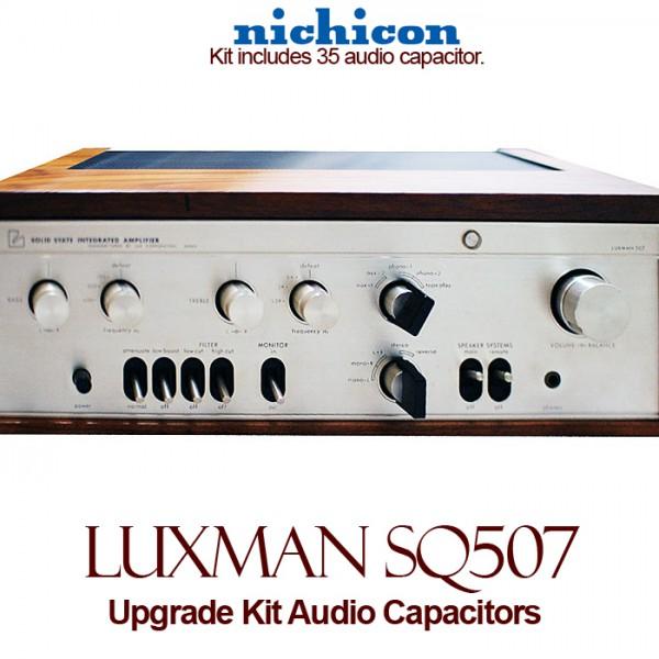 Luxman SQ 507 Upgrade Kit Audio Capacitors
