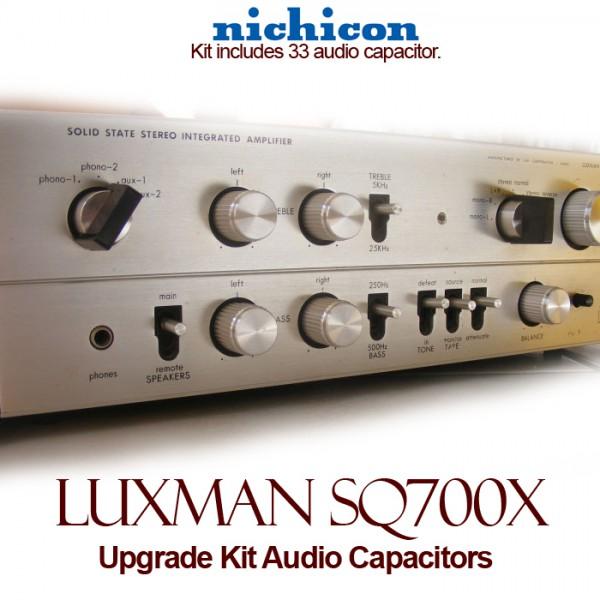 Luxman SQ 700x Upgrade Kit Audio Capacitors