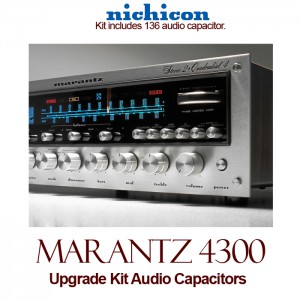 Marantz 4300 Upgrade Kit Audio Capacitors