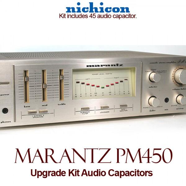 Marantz PM-450 Upgrade Kit Audio Capacitors