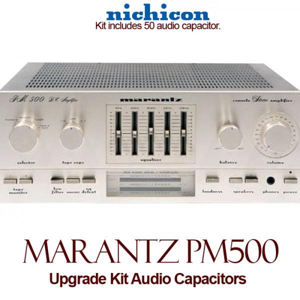 Marantz PM-500 Upgrade Kit Audio Capacitors
