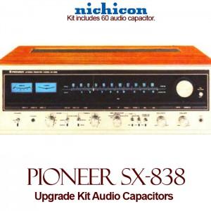Pioneer SX-838 Upgrade Kit Audio Capacitors