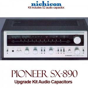 Pioneer SX-890 Upgrade Kit Audio Capacitors