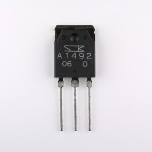 2SA1492 Transistor Analog