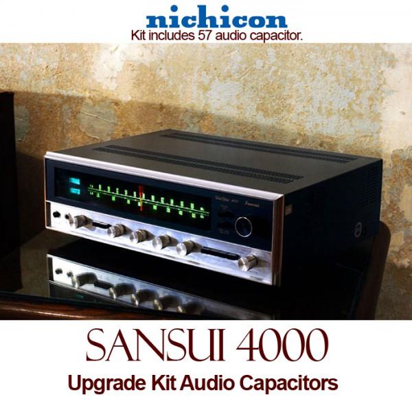Sansui 4000 Upgrade Kit Audio Capacitors