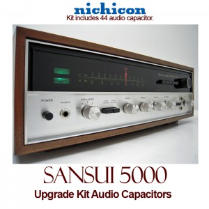 Sansui 5000 Upgrade Kit Audio Capacitors