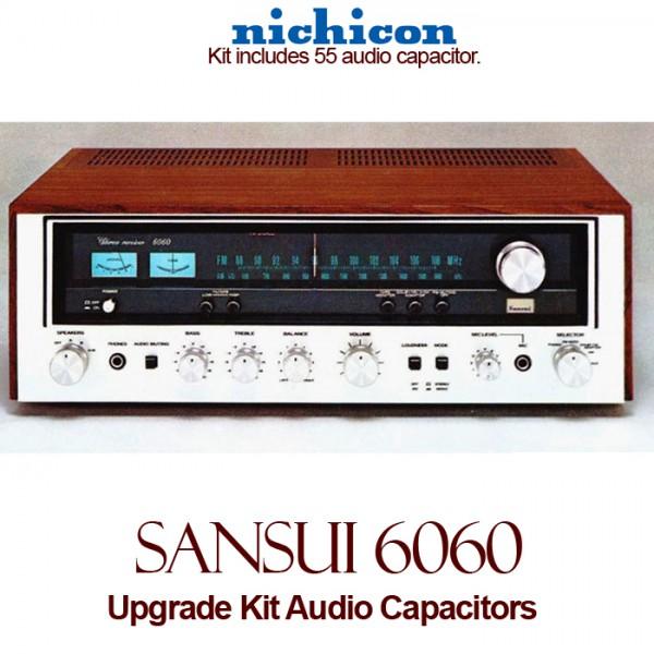 Sansui 6060 Upgrade Kit Audio Capacitors