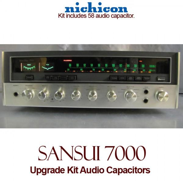 Sansui 7000 Upgrade Kit Audio Capacitors