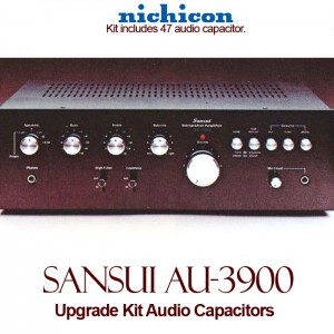 Sansui AU-3900 Upgrade Kit Audio Capacitors