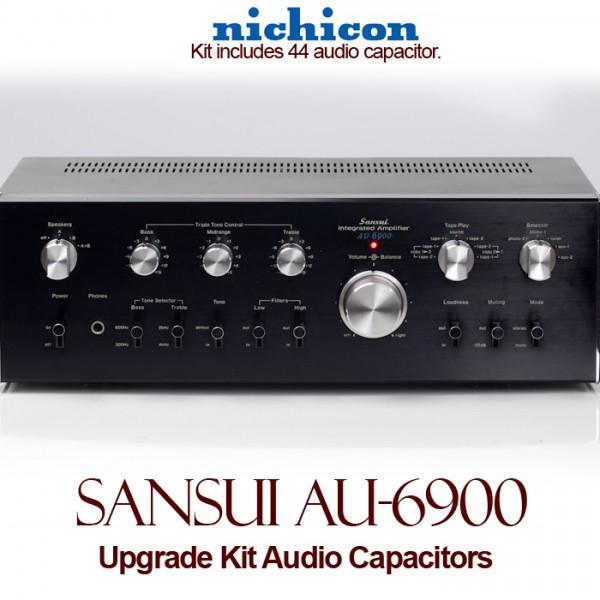 Sansui AU-6900 Upgrade Kit Audio Capacitors